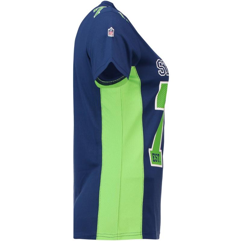 9e572b38669 Seattle Seahawks WOMEN MORO POLY MESH T-Shirt