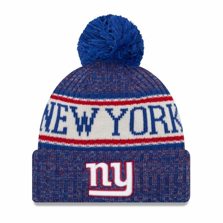 New York Giants Téli kötött sapka 4f5b436feb