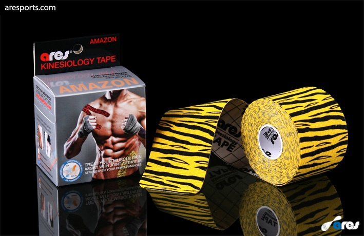 ARES Amazon Kinesio Tape - Tigris