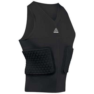 786 DUNK HEX™ protektoros trikó - Fekete