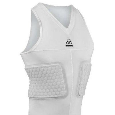 786 DUNK Hex™ protektoros trikó - Fehér