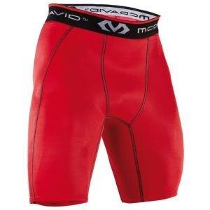 8100 Férfi Kompressziós short - Piros
