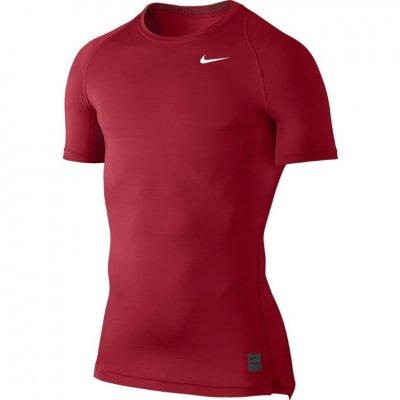 Nike Pro Cool férfi kompressziós felső - Piros