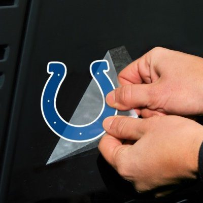 Indianapolis Colts Perfect Cut Decal