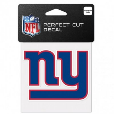 New York Giants - Perfect Cut Decal