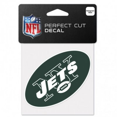 New York Jets Perfect Cut Decal