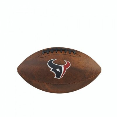 Texans - Jr. Throwback labda