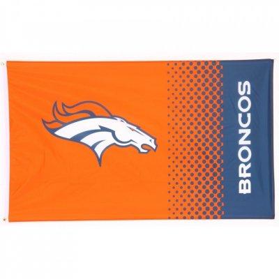 Broncos - Fade Zászló