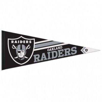 Raiders - Prémium Zászló