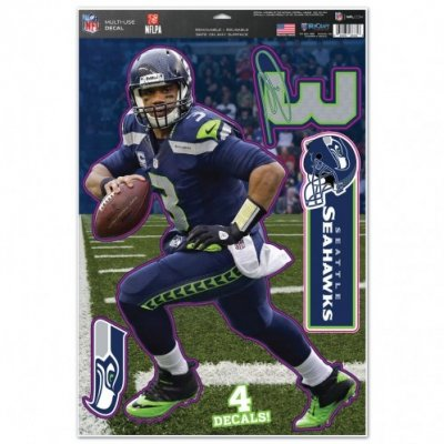 Russell Wilson - Multi-Use matricaszett