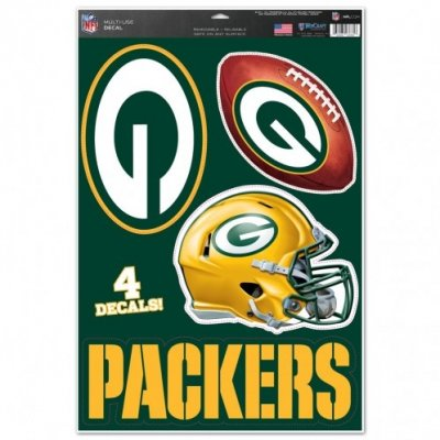 Packers - Multi-Use matricaszett