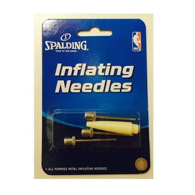 Spalding 3 darabos tűszelep csomag