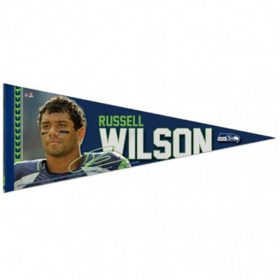 Russell Wilson - Prémium Zászló