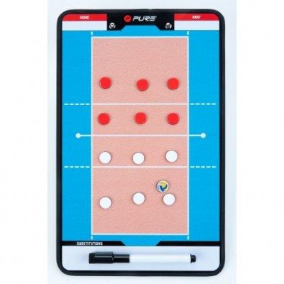 Edzői/Taktikai Tábla - Röplabda