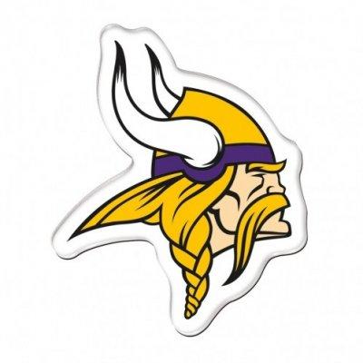 Vikings - NFL Premium Akril Mágnes