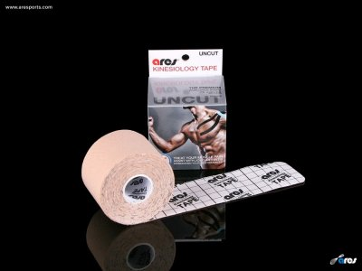 ARES Standard Kinesio Tape - BEIGE