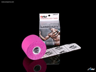 ARES Standard Kinesio Tape - PINK