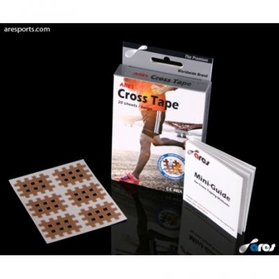 Ares CROSS Tape (20 lap / doboz) - 6 hálós / B