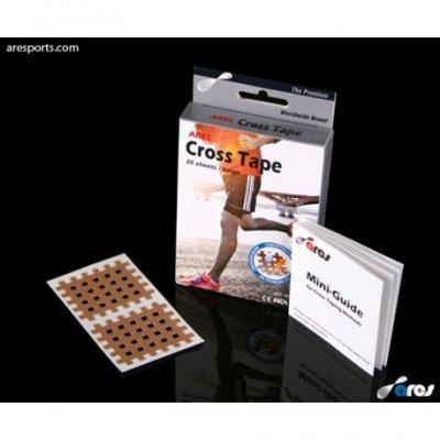 Ares CROSS Tape (20 lap / doboz) - 2 hálós / C