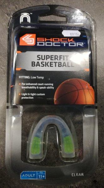 9290A SuperFit Basketball fogvédő (+11)