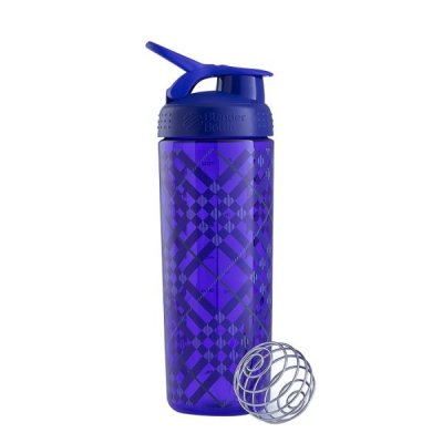 SIGNATURE® SLEEK 820ml - Tartan Plaid Purple