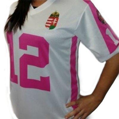 Team Hungary Szurkolói Mez - Női