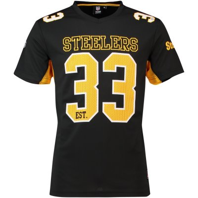 Steelers Moro Poly Mesh Tee