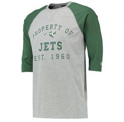 Jets - Vintage Prop Raglan póló