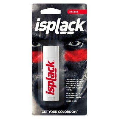 Isplack Színes Eye Black - Fire Red
