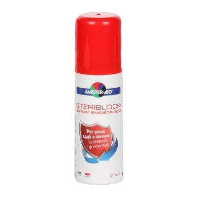 Steriblock - Vérzéscsillapító spray