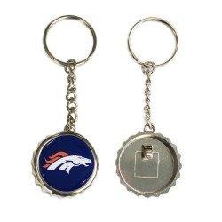 Broncos - Kupak kulcstartó / sörnyitó