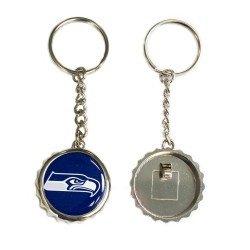 Seahawks - Kupak kulcstartó / sörnyitó