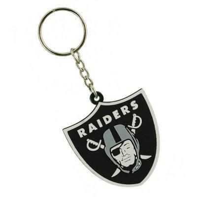 Raiders -  Kulcstartó (Fém)