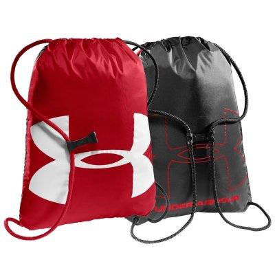 UA Ozsee Sackpack - Piros/Fehér/Fekete