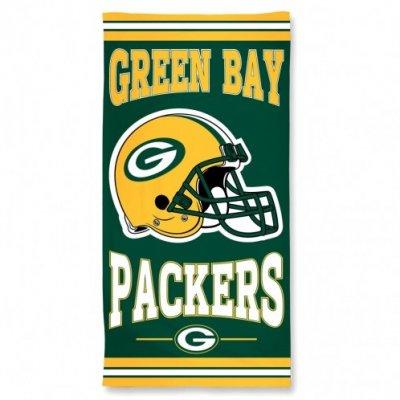 Packers - Beach Törülköző