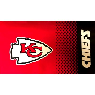Chiefs - FADE Zászló