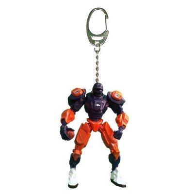 Broncos - Fox Team Robot kulcstartó (7,6 cm)