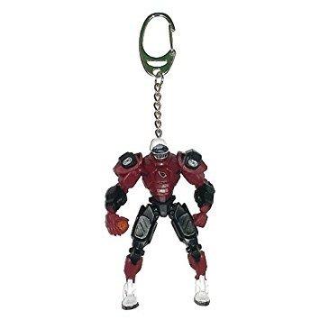 Cardinals - Fox Team Robot kulcstartó (7,6 cm)