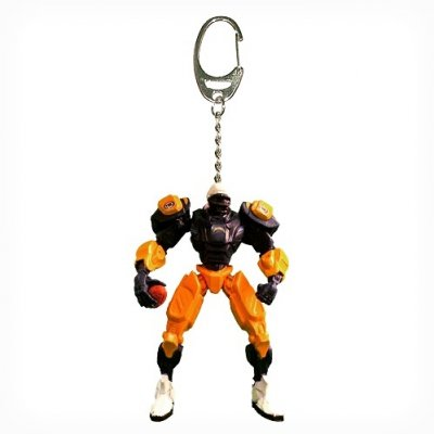 Chargers - Fox Team Robot keychain (7,6 cm)