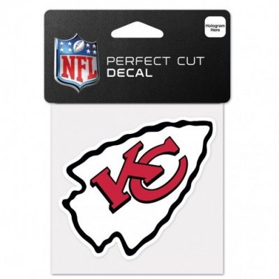 Chiefs - Perfect Cut Decal