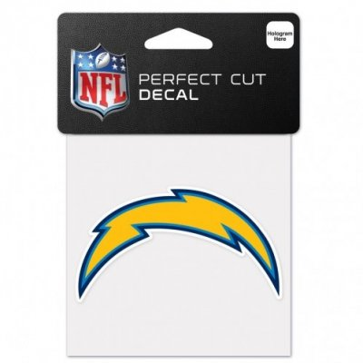 Chargers - Perfect Cut Decal
