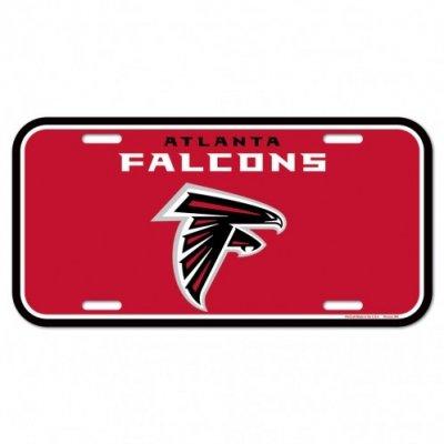 Falcons - Rendszámtábla