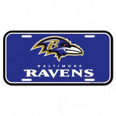 Ravens - Rendszámtábla