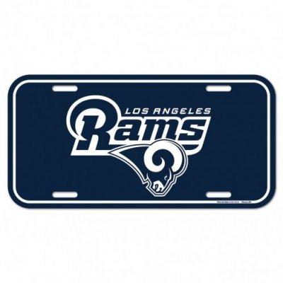 Rams - Rendszámtábla