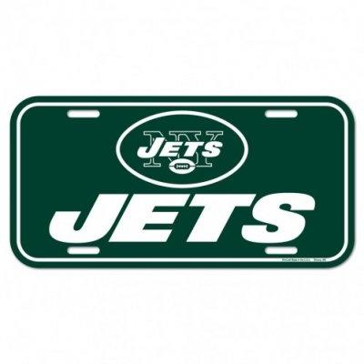 Jets - Rendszámtábla