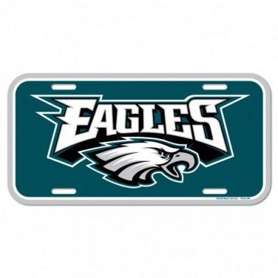 Eagles - Rendszámtábla