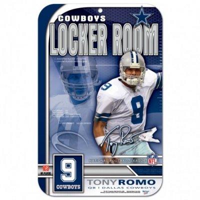 Tony Romo - Ajtótábla