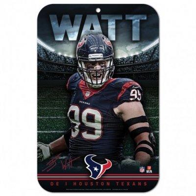 J.J. Watt - ajtótábla