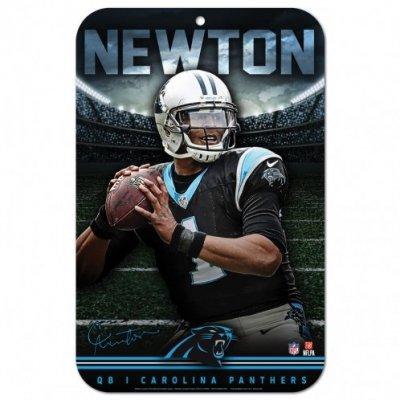 Cam Newton - Ajtótábla