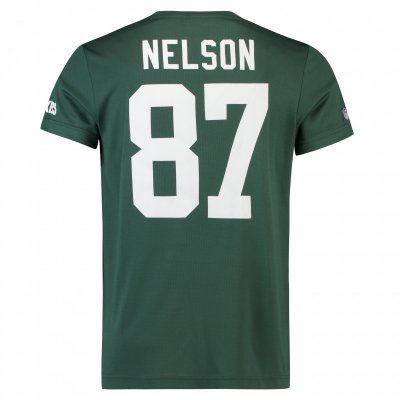 Nelson #87 - Moro Poly Mesh Póló